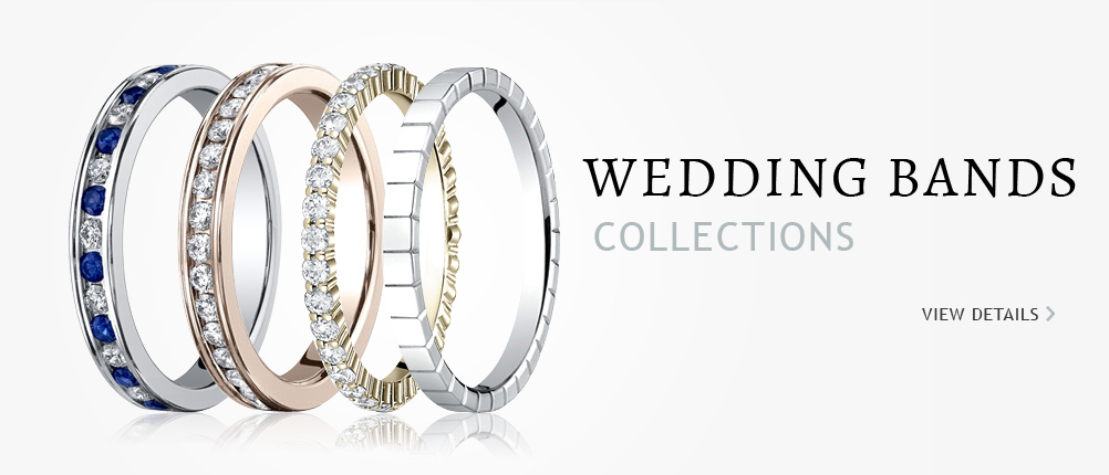 Wedding Bands Collections